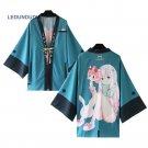 Eromanga Sensei Bathrobes Chiffon Pajamas Cloaks Sagiri Izumi Cosplay Costumes Yukata Coat