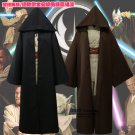 Star Wars Jedi Knight Cosplay Costumes Adult Obi-Wan Kenobi Fighting Fancy Party Anakin Outfit