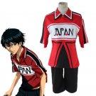 The Prince of Tennis Cosplay SEIGAKU Echizen Ryoma School Uniform Tezuka Kunimitsu Summer Jersey