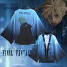 Final Fantasy Kantai Chiffon Pajamas Cloaks Costumes Yukata Kimono Cloud Strife Coat Bathrobes