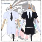 Houseki no Kuni Cosplay Phosphophyllite Jumpsuits Uniform Land of the Lustrous Bort Diamond Costumes