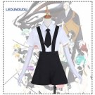 Houseki no Kuni Cosplay Phosphophyllite Shirts Land of the Lustrous Summer Rompers Costumes