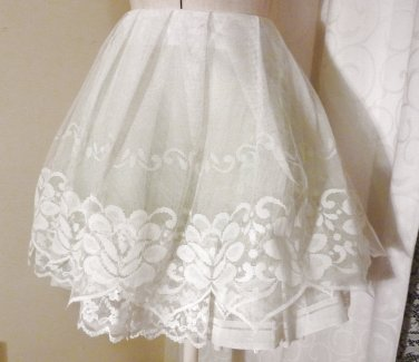 Petite Crinoline Petticoat Skirt