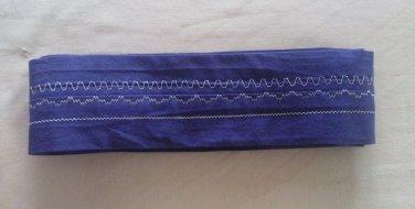 Custom Length Easy Kimono Belt