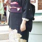Kurotomesode Kimono Rental