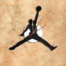 Michael Jordan Vinyl Record Wall Clock