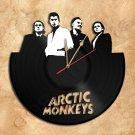 Arctic Monkeys Vinyl Record Clock