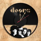 Wall Clock Doors Vinyl Record Clock