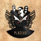 Placebo Wall Clock Vinyl Record Clock