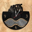 Arctic Monkeys Wall Clock Vinyl Record Clock