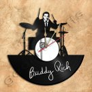 Buddy Rich Wall Clock Vinyl Record Clock