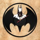 Batman No3 Vinyl Record Clock Wall Clock
