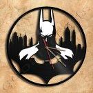 Batman No4 Vinyl Record Clock Wall Clock