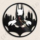 Batman Wall Clock  Vinyl Record Clock home decoration