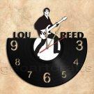 Lou Reed Vinyl Record Clock home decoration