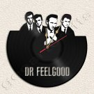 Dr.Feelgood Wall Clock Vinyl Record Clock home decoration housewares Upcycled G