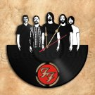 Foo Fighters Wall Clock Vinyl Record Clock home decoration