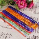 9PCS plastic crochet hook set