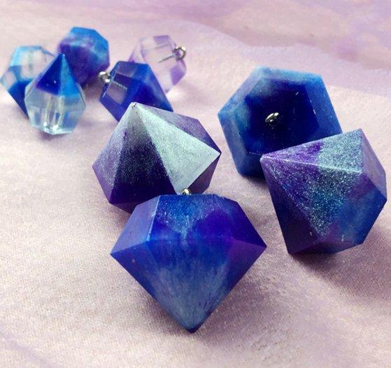 DIY jewelry silicone mold