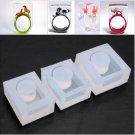 3pcs DIY jewelry,fashion silicon mould
