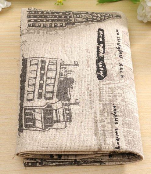 1 piece Cotton Linen Cloth (303)