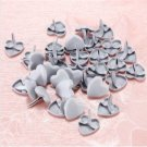 80pcs button pins diy jewelry scrapbooking