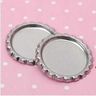 30pcs DIY jewelry accessories Bottle cap