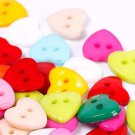 100PCS Sewing buttons