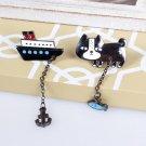 2pcs cute kids brooch jewelry pin
