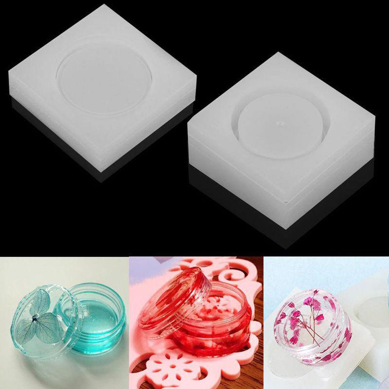 DIY jewelry silicone mold craft decoration