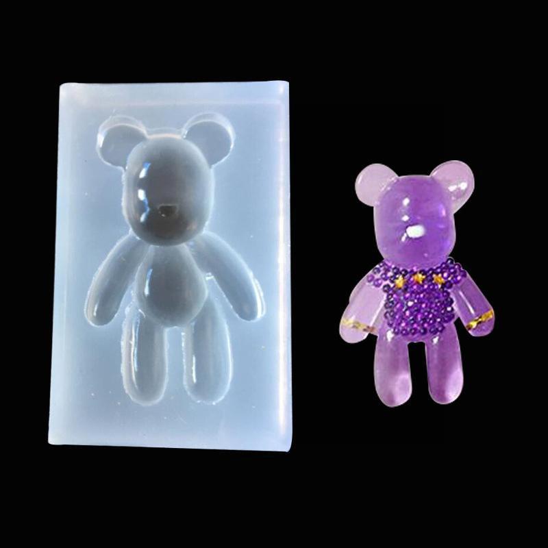 DIY jewelry silicone mold craft decoration