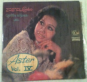 ZAENAL COMBO - TRIO ASTER - YETTY WIJAYA LP vol. IV INDONESIA mp3 LISTEN*