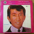 EDDIE PEREGRINA 45 EP lies PHILIPPINES mp3 LISTEN