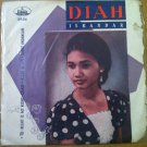 DIAH ISKANDER 45 EP to night is my night INDONESIA 60's IRAMA mp3 LISTEN*
