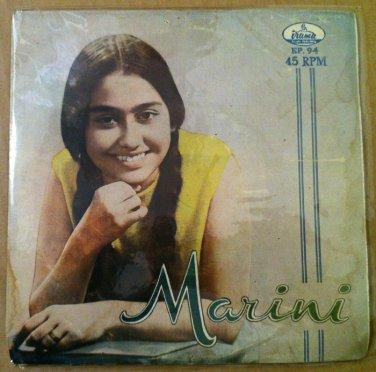 MARINI 45 EP tahun depan RARE INDONESIA 60's IRAMA mp3 LISTEN*