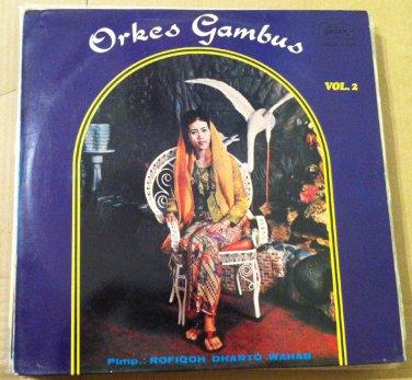ROFIQOH DHARTO WAHAB - ORKES GAMBUS LP vol. 2 INDONESIA GAMBUS mp3 LISTEN