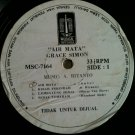 GRACE SIMON LP air mata RARE INDONESIA PROMO mp3 LISTEN*
