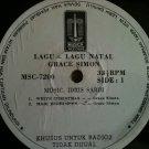 GRACE SIMON LP lagu natal PROMO INDONESIA MUSICA mp3 LISTEN*