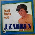 J ZAHREN 45 EP janji taida erti RARE MALAYSA MELAYU mp3 LISTEN