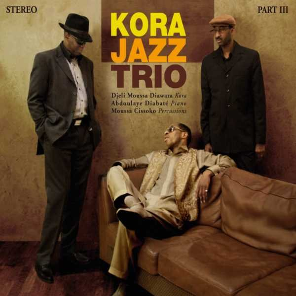 KORA JAZZ TRIO LP part III SEALED
