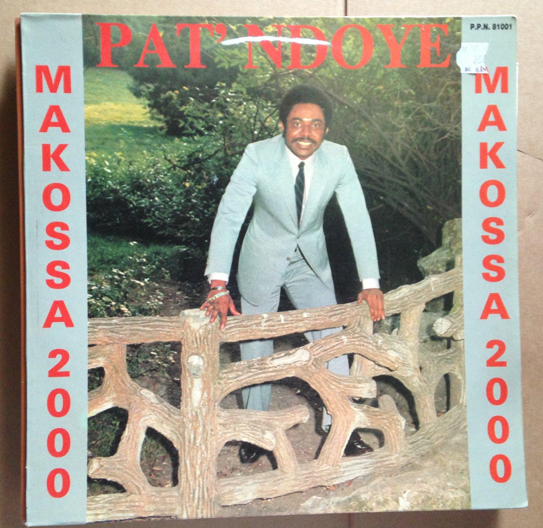 PAT NDOYE LP makossa 2000 PPN