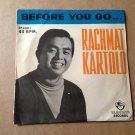 RACHMAT KARTOLO 45 EP before you go RARE INDONESIA 60's GARAGE mp3*