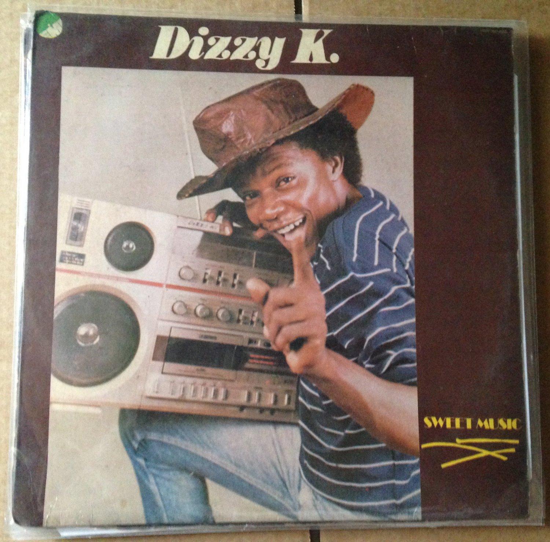 DIZZY K LP sweet music AFRO BOOGIE NIGERIA mp3 LISTEN