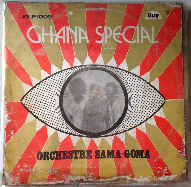ORCHESTRE SAMA GOMA LP Ghana special GHANA mp3 LISTEN