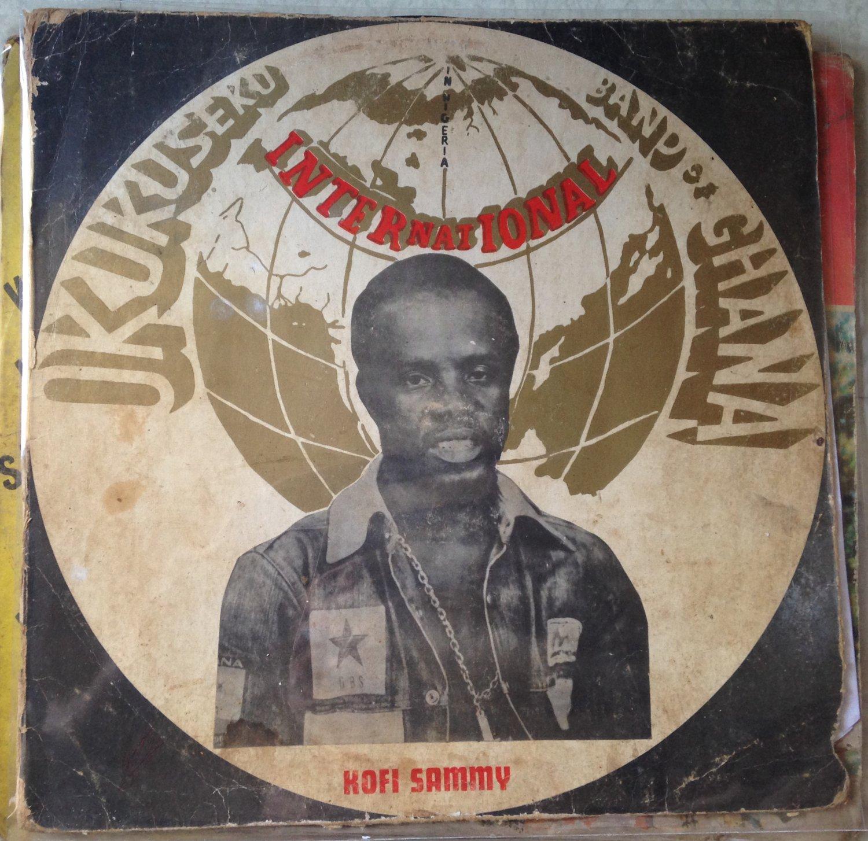 OKUKUSEKU INTERNATIONAL BAND LP in Nigeria GHANA COSMIC HIGHLIFE mp3 LISTEN