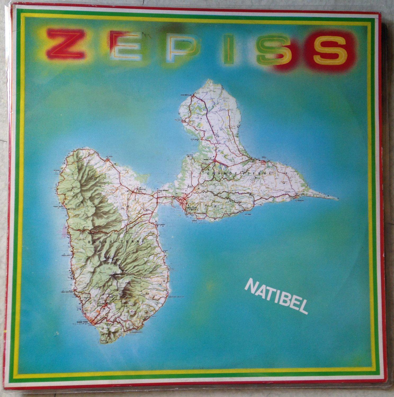 ZEPISS LP natibel GWAKA SPIRITUAL JAZZ WEST INDIES CARIBBEAN mp3 LISTEN