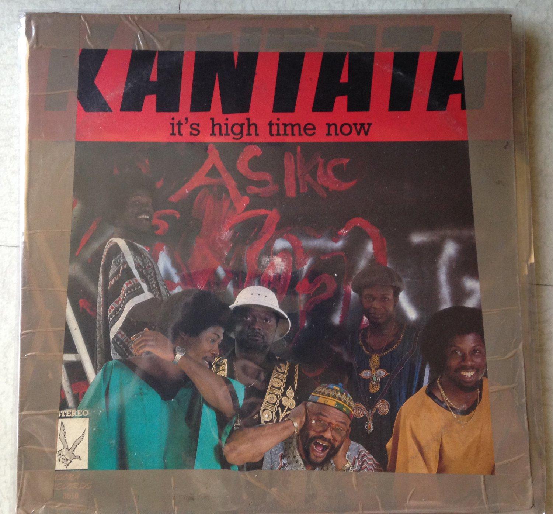 KANTATA LP it's high time now GHANA FUNKY mp3 LISTEN