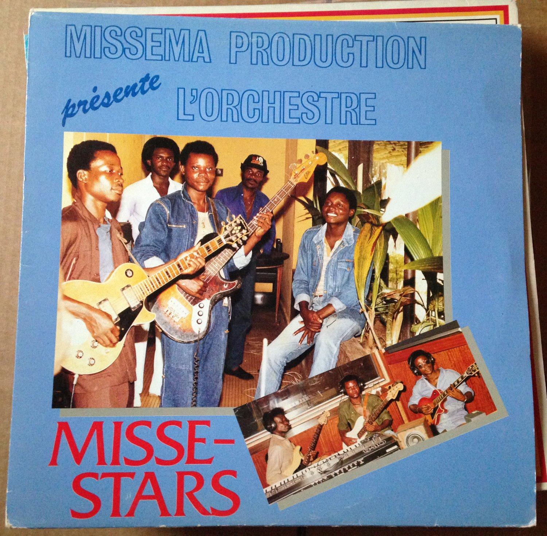 MISSE STARS LP lastoursville GABON SOUKOUSS mp3 LISTEN
