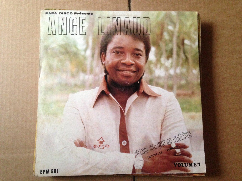 ANGE LINAUD LP c 'est toi que je prefere CONGO FUNKY SOUKOUS mp3 LISTEN
