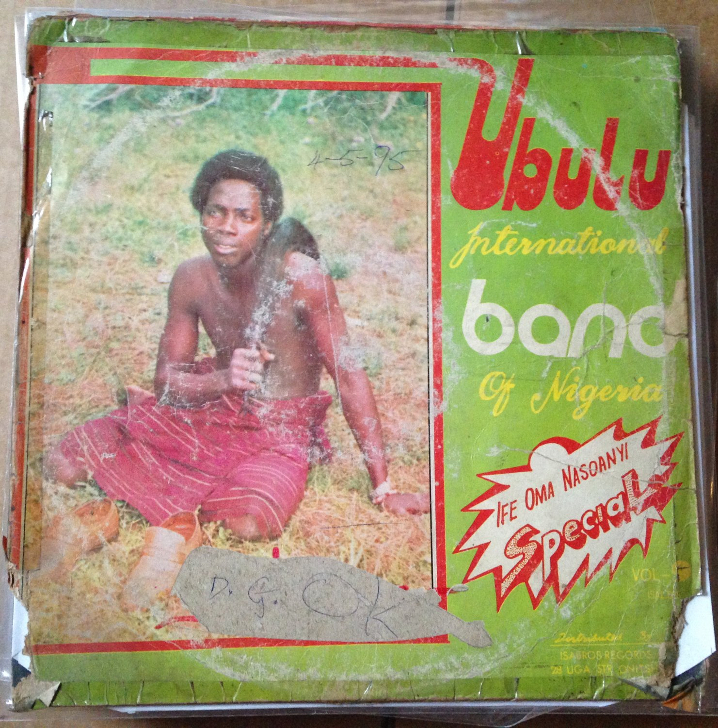 UBULU INTERNATIONAL BAND LP ife oma nasoanyi NIGERIA mp3 LISTEN